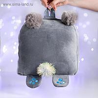 Рюкзак детский «Мишка», 28х28 см