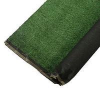 Газон искусственный, ворс 10 мм, 2 x 3 м, тёмно-зелёный