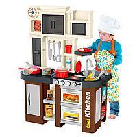 """Детская игровая кухня """"Талантливый Повар"""" с водой"""
