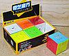 0934D Кубик Рубика 3*3 6шт в уп, цена за  уп.,6*6см