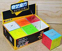 0934D Кубик Рубика 3*3 6шт в уп, цена за 1шт,6*6см, фото 1