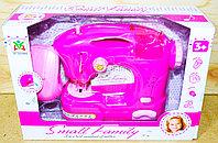 LS820A швейная машина Small family муз на батар 25*18см, фото 1