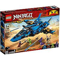 LEGO 70668 Ninjago Штормовой истребитель Джея, фото 1