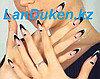 Лак для ногтей, для дизайна ногтей, серебряный