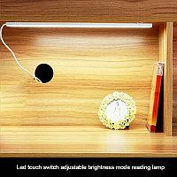 USB светильник сенсорный диммируемый с креплением 30 см теплый, фото 1