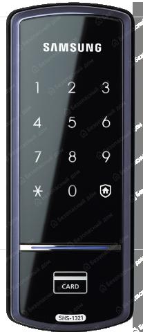 Электронный замок Samsung SHS-1321