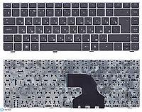 Клавиатура для ноутбука HP ProBook 4330S/ 4331S/ 4430S/ 4431S/ 4435S/ 4436S, RU, рамка, черная
