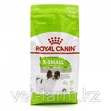 Royal Canin X-Small Корм Для Взрослых Собак Малых Пород, 1,5 Кг
