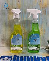 """Средство для мытья стекол Лимон 500 мл. """"Folg"""""""