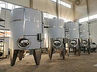 Емкость для созревания сливок Я1-ОСВ 6000 литров