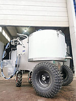 Кормоняня (молочное такси) для выпойки телят 200 литров