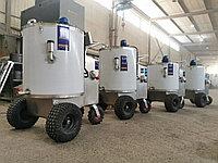 Молочное такси для раздачи корма телятам 150 литров