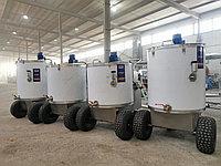 Такси молочное для приготовления смеси и выпойки телят 100 литров