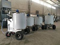Мобильное молочное такси для выпойки телят 80 литров
