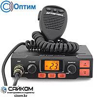 Автомобильная Си-Би Радиостанция OPTIM Pilgrim, 15 канал, Диапазоны AM/FM