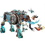 Конструктор аналог лего LEGO 70145 Legends of Chima 10297 Bela Ледяной мамонт-штурмовик Маулы, фото 3