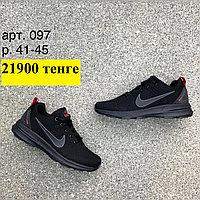 Кроссовки Nike арт. 097 черные