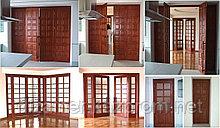 Двери из массива и шпона на заказ в Астане и Алматы