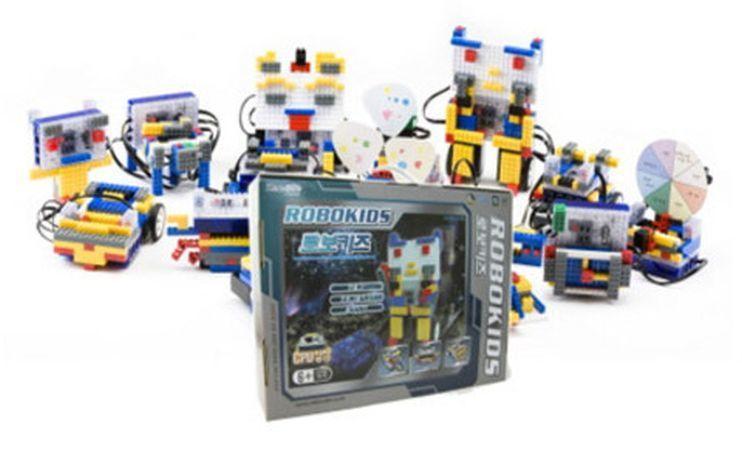 Набор Robo Kids 1
