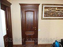 Двери на заказ из массива и шпона в Астане и Алматы