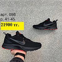 Кроссовки Nike Shield арт. 098 черные