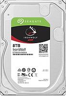 "Жесткий диск для NAS систем 8Tb HDD Seagate IronWolf SATA 6Gb/s 7200rpm 3.5"" 256Mb ST8000VN004. Созданы и"