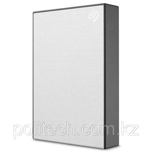 "Внешний HDD Seagate 4Tb Backup Plus Portable USB3.0 2.5"" Серебро Пластик STHP4000401"