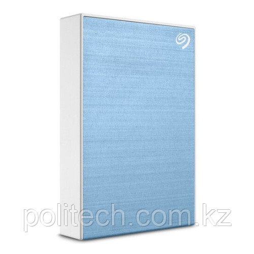 "Внешний HDD Seagate 1Tb One Touch Blue STKB1000402 2,5"" USB3.2 Синий Пластик"