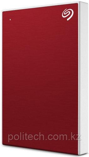 "Внешний HDD Seagate 2Tb One Touch Red STKB2000403 2,5"" USB3.2 Красный Пластик"