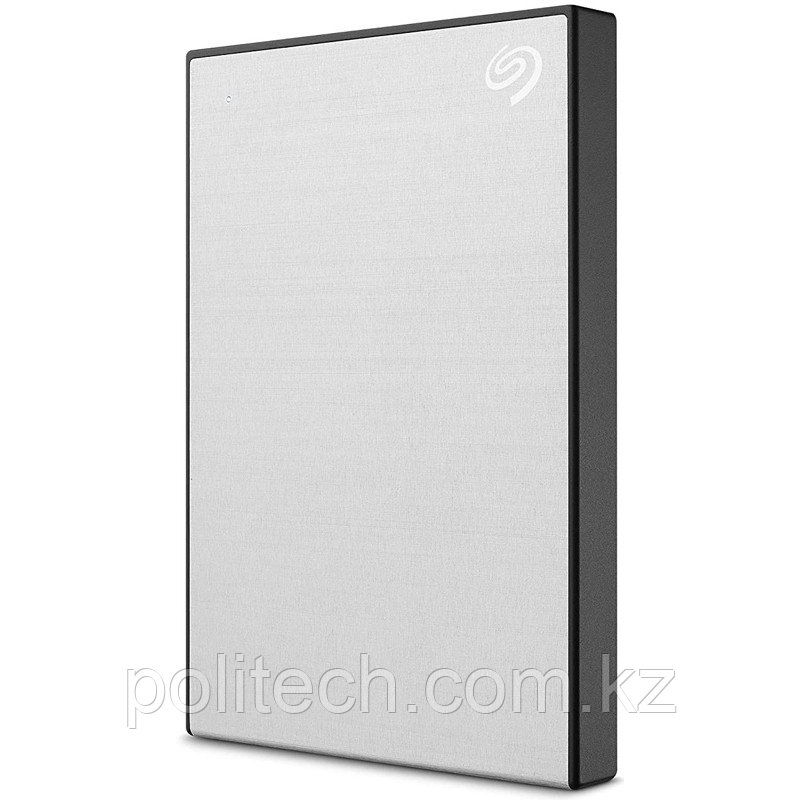 "Внешний HDD Seagate 2Tb One Touch Silver STKB2000401 2,5"" USB3.2 Серебристый Пластик"