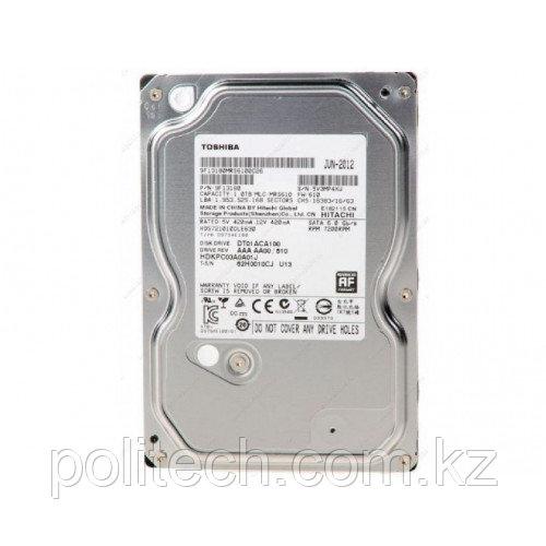 "Жесткий диск HDD 4Tb TOSHIBA SATA 6Gb/s 5400rpm 128Mb 3.5"" BULK DT02ABA400 (HDKPB02ZMA01S)"