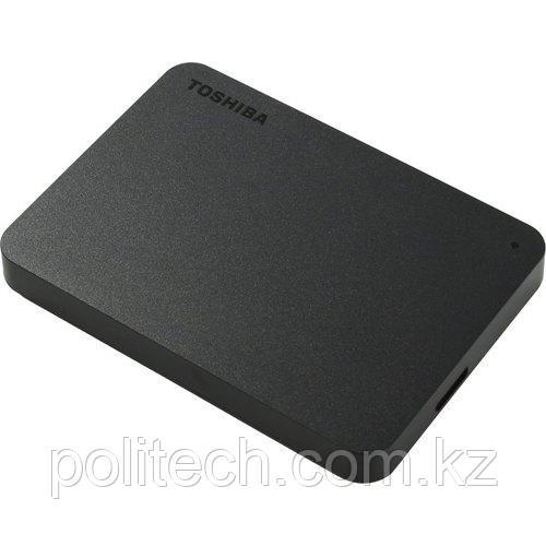 """Внешний Жесткий диск Toshiba 2Tb Canvio Basics 2.5"""" USB3.0 черный HDTB420EK3AA"""