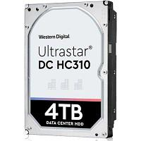 "Жесткий диск повышенной надежности HDD 4Tb WD ULTRASTAR 256MB 7200RPM SATA3 3,5"" 0B36040"