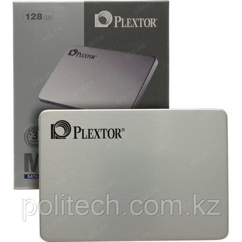 "Твердотельный накопитель 128GB SSD Plextor Серия M8VC, 3D TLC NAND 2.5"" SATA3 R560MB/s W400MB/s 7mm PX-128M8VC"