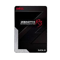 """Твердотельный накопитель 240GB SSD GEIL GZ25R3-240G ZENITH R3 2.5"""" SATAIII Чтение 550MB/s, Запись 510MB/s."""