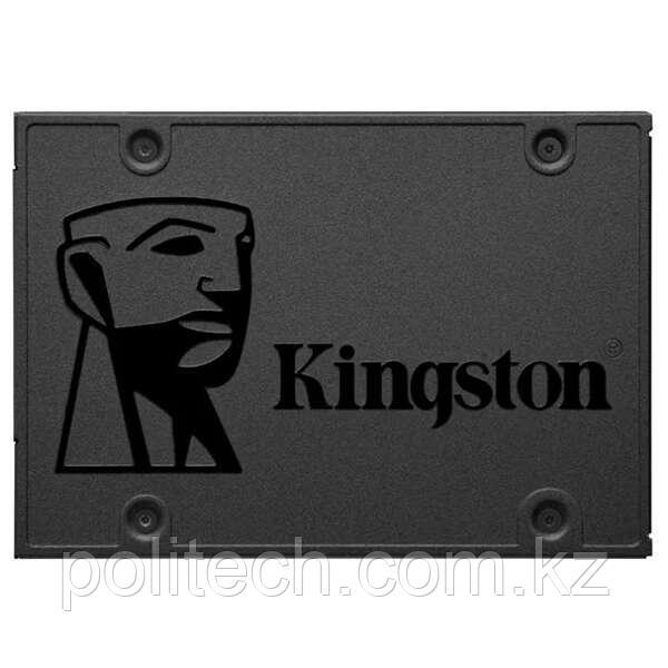 """Твердотельный накопитель 240GB SSD Kingston A400 SA400S37/240G 2.5"""" SATAIII R500MB/s W350MB/s"""