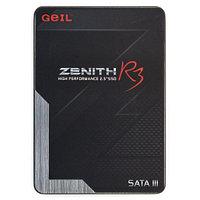 """Твердотельный накопитель 960GB SSD GEIL GZ25R3-960G ZENITH R3 2.5"""" SATAIII Чтение 550MB/s, Запись 510MB/s."""