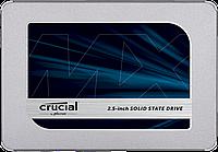 """Твердотельный накопитель 1000Gb SSD Crucial MX500 2.5"""" SATA3 R560Mb/s, W510MB/s 7mm CT1000MX500SSD1. В"""