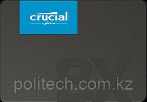 """Твердотельный накопитель 2000Gb SSD Crucial BX500 2.5"""" SATA3 R540Mb/s, W500MB/s 7mm CT2000BX500SSD1"""