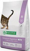 243522 Nature s Protection Sensitive, корм для взрослых кошек с чувствительным пищеварением, уп.7кг.