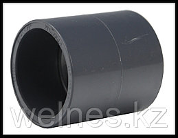 Муфта соединительная для труб PVC (20 мм)
