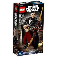 LEGO 75524 Constraction Star Wars Чиррут Имве, фото 1