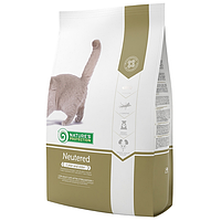 457776 Nature s Protection Sterilised, корм для взрослых стерилизованных котов и кошек, уп.7кг.