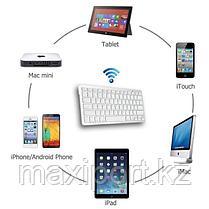 Bluetooth беспроводная клавиатура для Mac Windows ios Android, фото 2