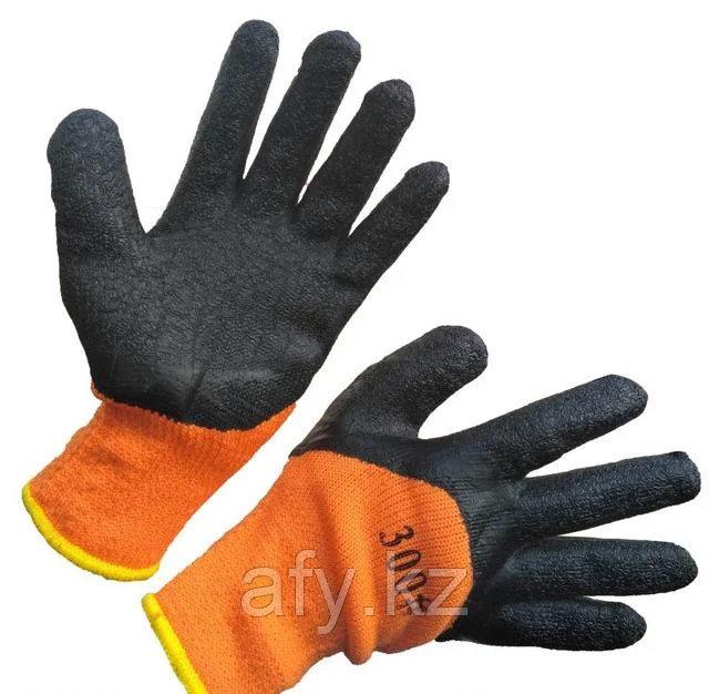 Прорезиненные перчатки 300 #