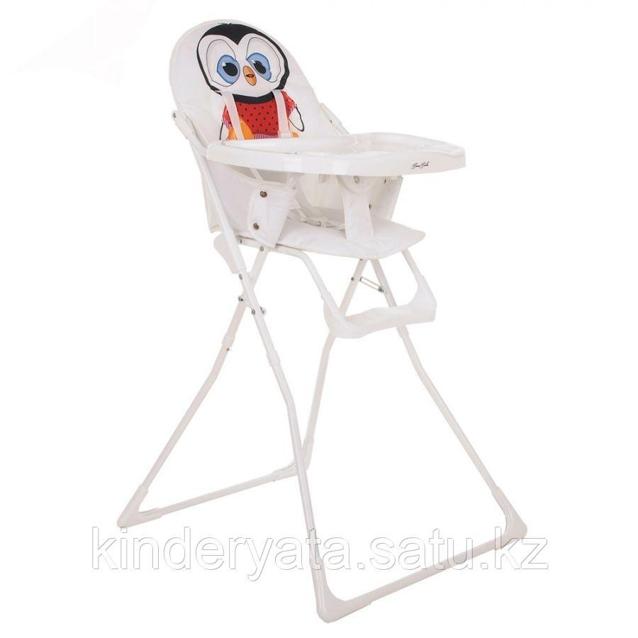 BamBola Стул для кормления с перекидной столешницей Пингвин
