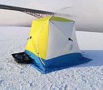 Палатка Стэк Куб 3 трехслойная, фото 3