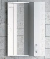 Зеркало-шкаф Corozo Koral Олимп 50 белый K507337