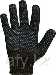 Перчатки с пвх покрытием точка
