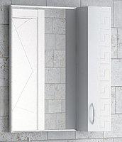 Зеркало-шкаф Corozo Koral Олимп 60 белый K507329